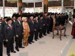 Pelantikan DPRD Kabupaten Pacitan. (Foto : Doc Info Pacitan)