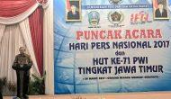 Permalink ke Ini Pesan SBY untuk Insan Pers dan Media